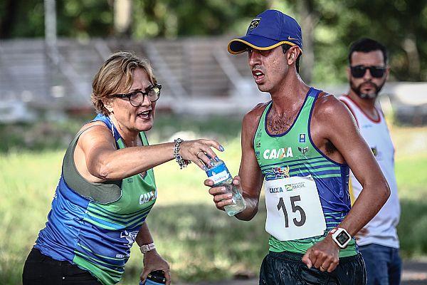 CBAt define a Seleção para o Sul-Americano de Marcha Atlética