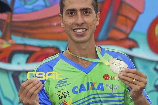 De olho em Tóquio 2020, Caio Bonfim disputa a Copa Brasil de Marcha Atlética no Recife