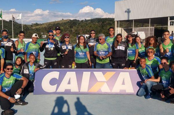CASO no Campeonato Brasileiro Caixa Sub-18 de Atletismo