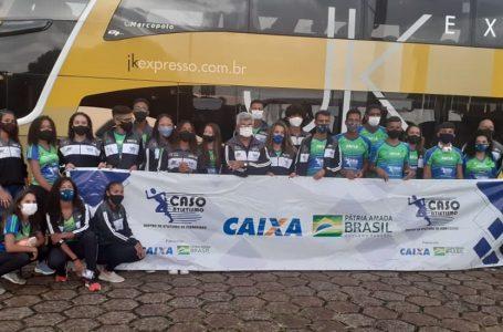 CASO participa com 26 atletas da Copa Brasil de Marcha Atlética