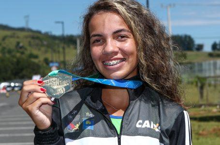 Com recorde brasileiro, Gabriela Muniz vence 10 Km da Copa Brasil