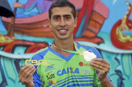 Caio Bonfim é atração da Copa Brasil