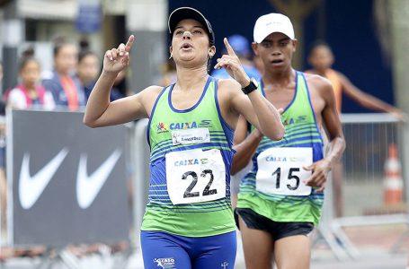 Elianay Barbosa é eleita para a Comissão de Atletas da CBAt