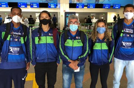 Quatro atletas do CASO disputam o Sul-Americano de Atletismo Sub-20