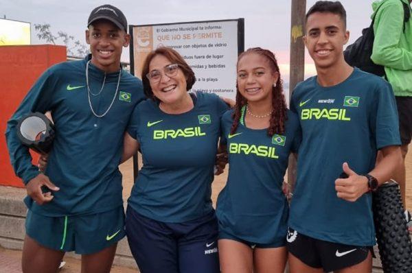 Sul-Americano Sub-18 de Atletismo acontece nesse fim de semana